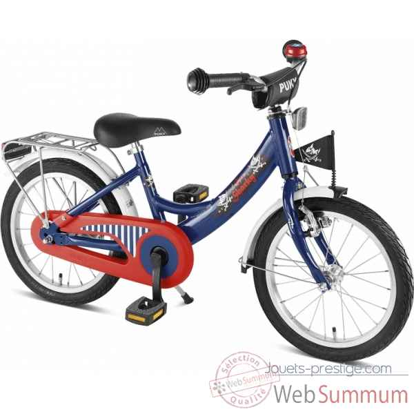 Bicyclette zl 16-1 alu cp sharky puky 4228