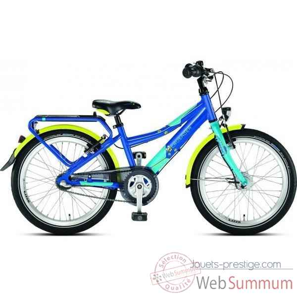 Bicyclette cobalt-lagoon crusader 20-3light Puky -4558
