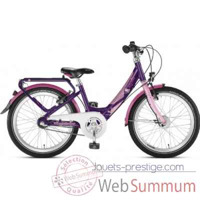 Bicyclette lilas-rose skyride 20-3light Puky -4464