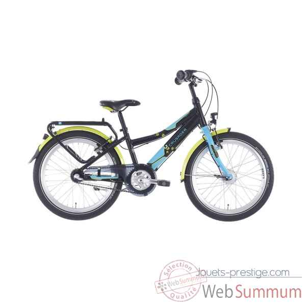 Bicyclette noir-lagoon crusader 20-3light Puky -4559