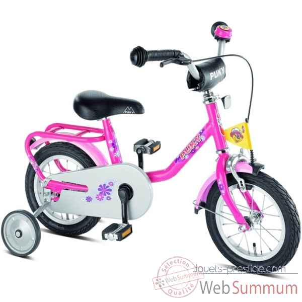 Bicyclette z2 rose puky 4102