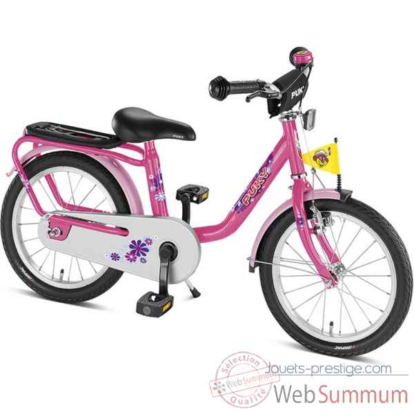 Bicyclette z6 rose puky 4212