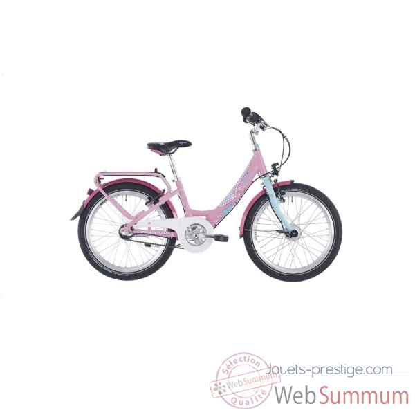 Bicyclette rose-turquoi skyride 20-3light Puky -4462