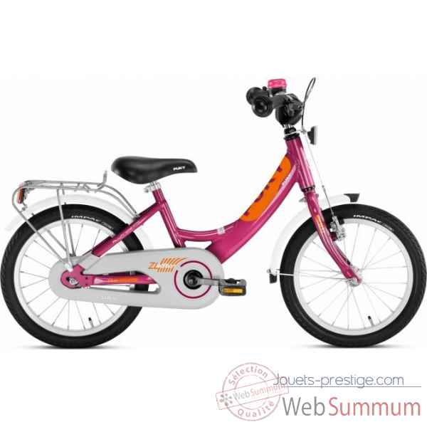 Bicyclette zl 16-1 alu edition berry puky -4226