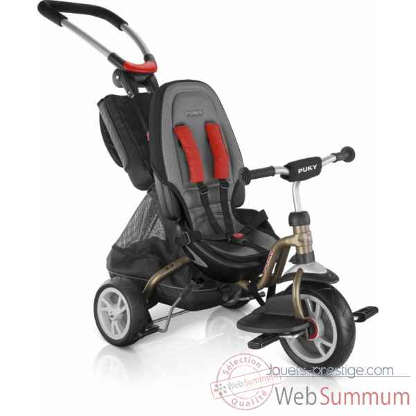 Tricycle ceety 2x1 bronze Puky -2410