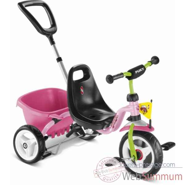 Tricycle rose-kiwi Puky -2225