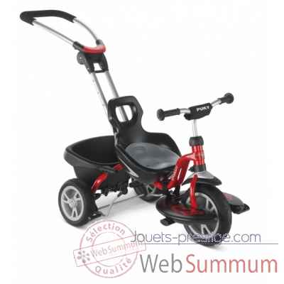 Tricycle rouge cats2 ceety Puky -2393