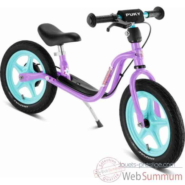 Velo draisienne standard air lr 1br lilas puky -4032