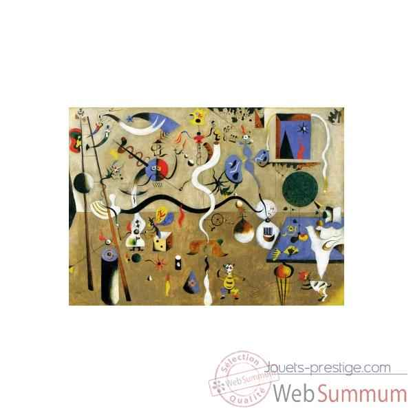 Puzzle Carnaval miro Puzzle Michele Wilson W154-50