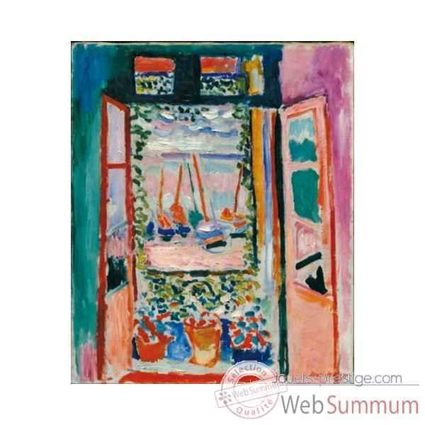 Puzzle fenetre ouverte matisse puzzle mich le wilson p956 for Matisse fenetre ouverte