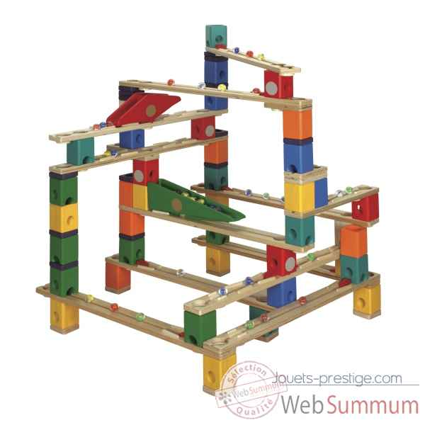 Circuit a billes quadrilla rail set -800130