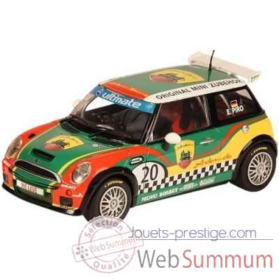 Bmw mini cooper s* Scalextric SCA3216