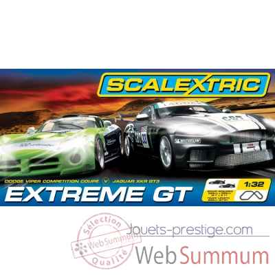 Scalextric coffret extreme gt -sca1255