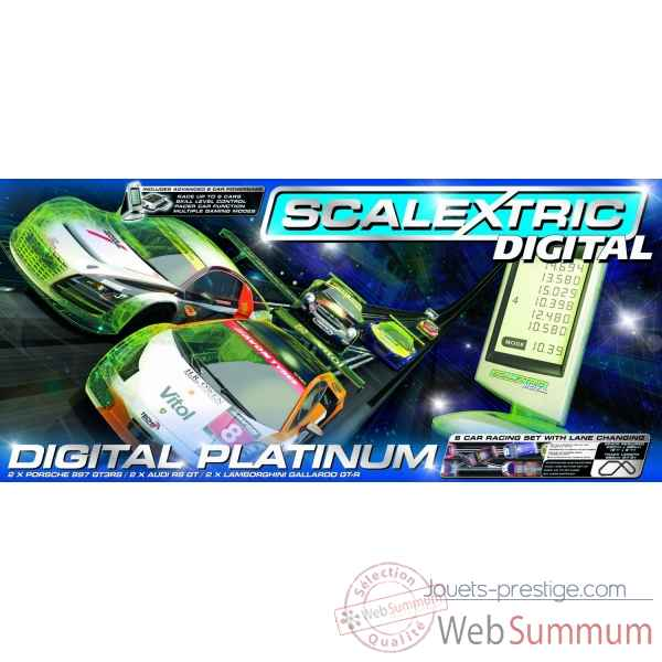 Digital platinum 2011 * Scalextric SCA1276