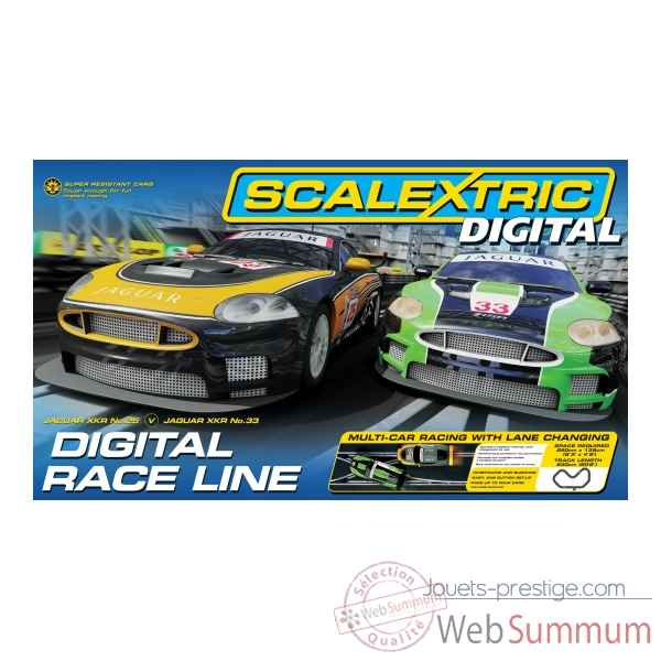Digital race line * Scalextric SCA1275