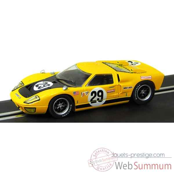 Ford gt 40 * Scalextric SCA3211
