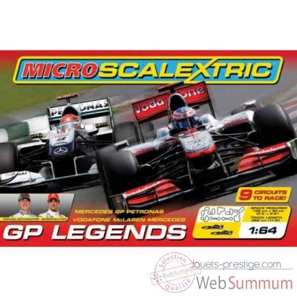 Coffret Scalextric