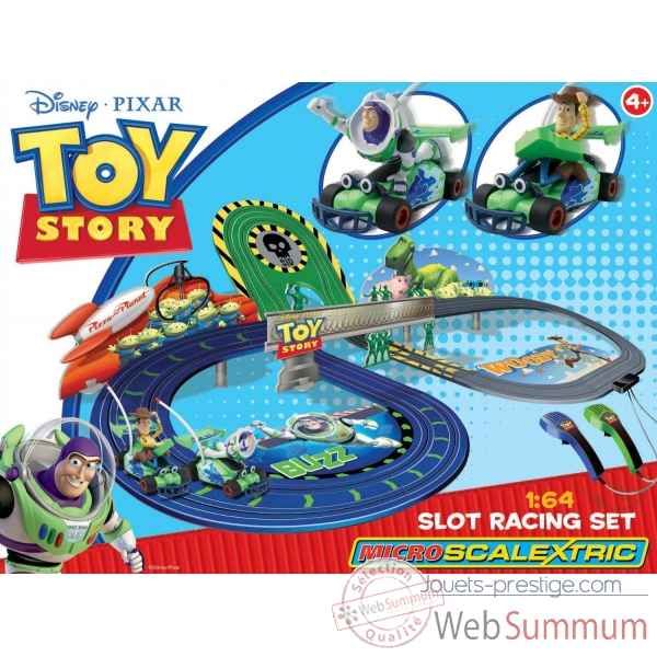 Micro circuit toy story  Scalextric SCAG1063
