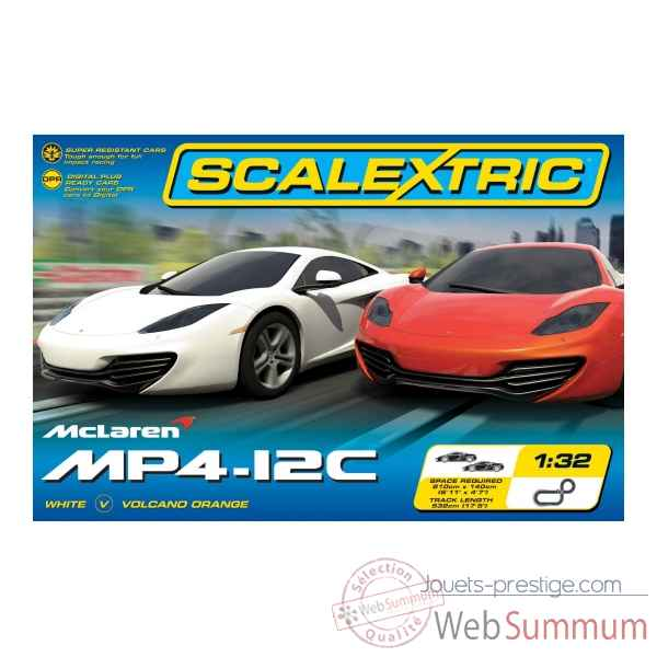 Mp4-12c* Scalextric SCA1284P