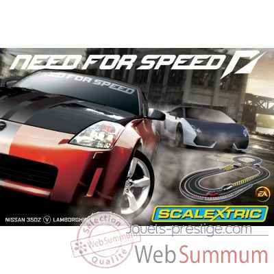 Scalextric need for speed -sca1239