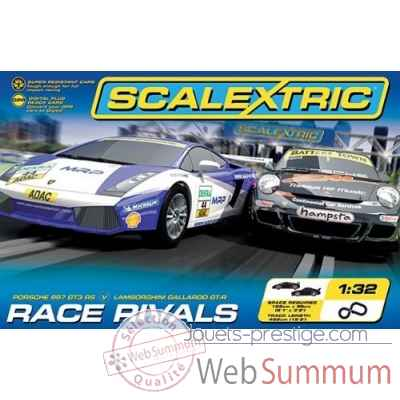 Race rivals * Scalextric SCA1283P