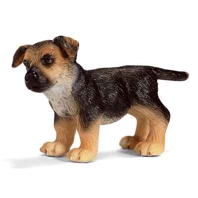 Video schleich-16343-Chiot Berger allemand echelle 1:12