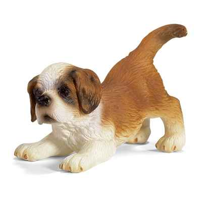 Video schleich-16345-Chiot Saint-bernard echelle 1:12