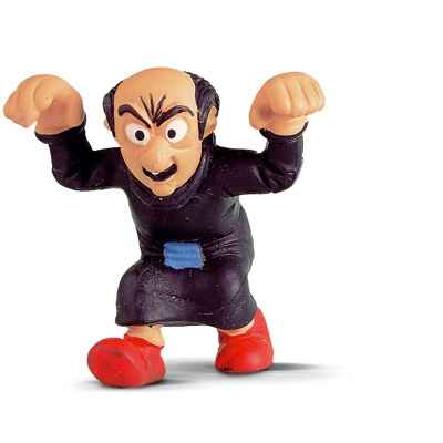 Video schleich-20418-Figurine schtroumpf Gargamel