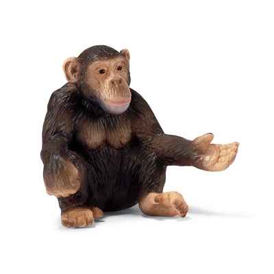 Video schleich-14191-Figurine Chimpanze femelle