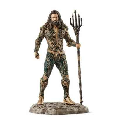 Figurine film justice league aquaman schleich -22560