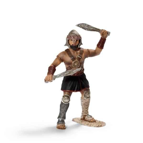 Garcon avec une Branche Schleich : King Jouet, Figurines et cartes à