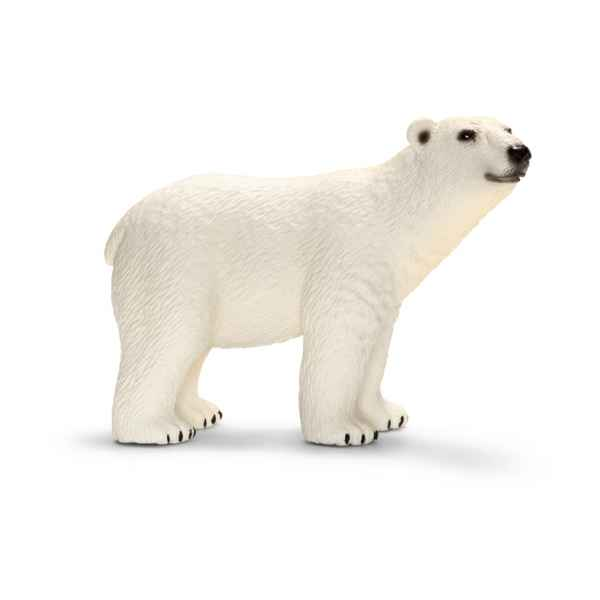 Figurine ours polaire schleich-14659