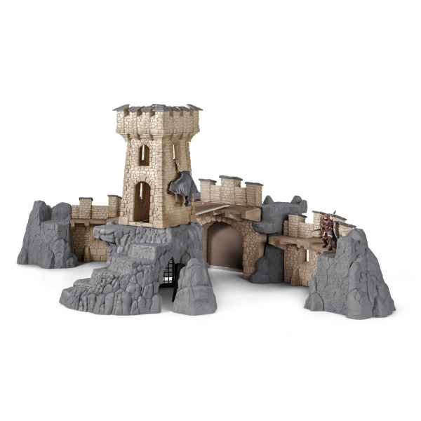 Grand chateau fort schleich -42102