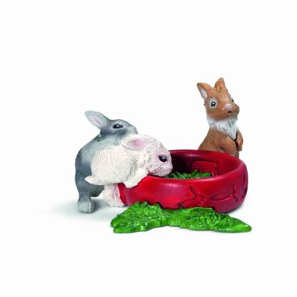 Jeune lapin schleich -13725