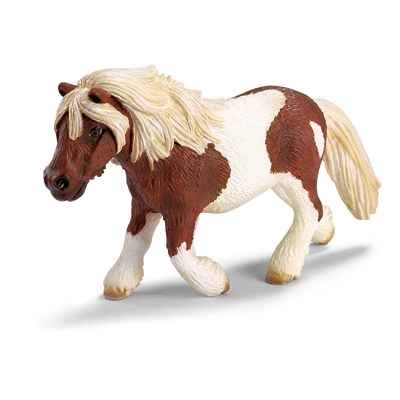 Video schleich-13297-Poney Shetland