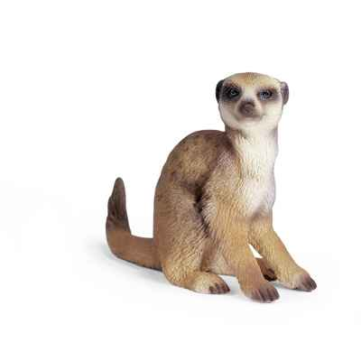 Video schleich-14362-Figurine Suricate assis