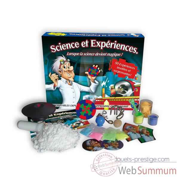 Science et experiences Oid Magic-SCI2