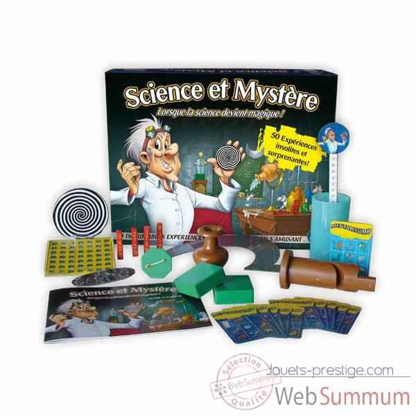Science et mystere Oid Magic-SCI