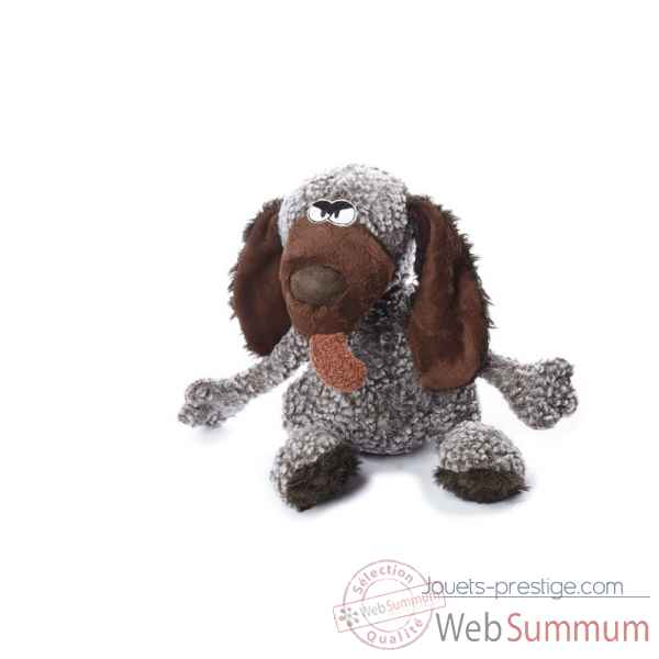 Peluche chien not my day, beasts Sigikid -38612