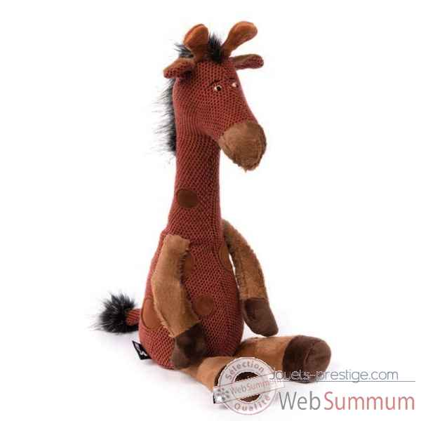 Peluche girafe power tower, beasts Sigikid -38726