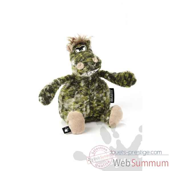 Peluche crocodile Queen of nil, petit Sigikid -38352