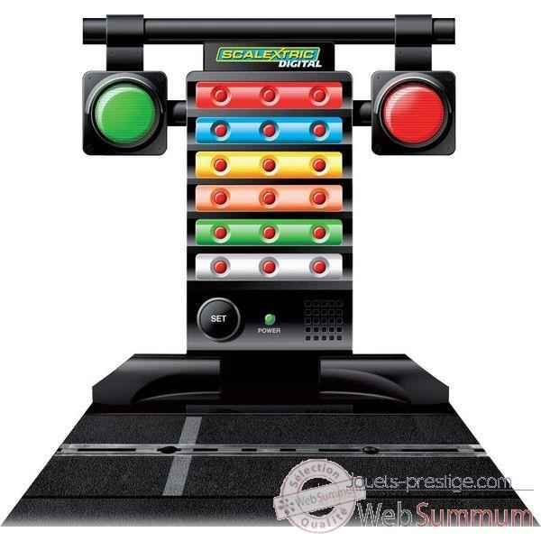 Stand Scalextric Digital Pit Lane Game -sca7041