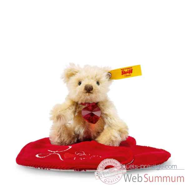Ours en peluche mini teddy lovely steiff -028922