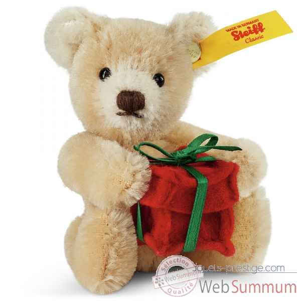 Ours mini teddy bear present, or STEIFF -028892