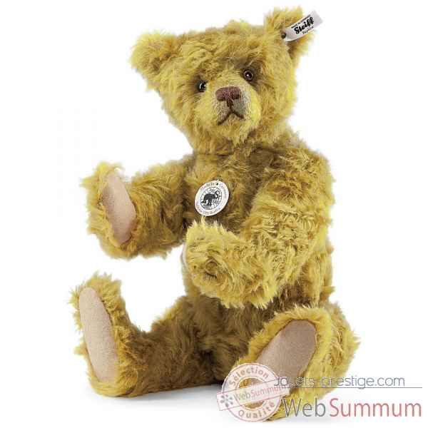 Ours teddy bear replica 1925, cuivre antique STEIFF -403255