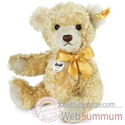Ours teddy benny, blond clair STEIFF -026959
