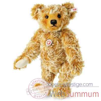 Ours teddy goldi, or chine STEIFF -021060