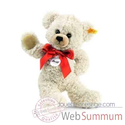 Ours teddy-pantin lilly, creme STEIFF -111556