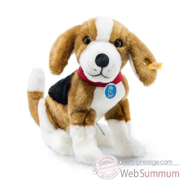 Peluche chien beagle nelly steiff -355028