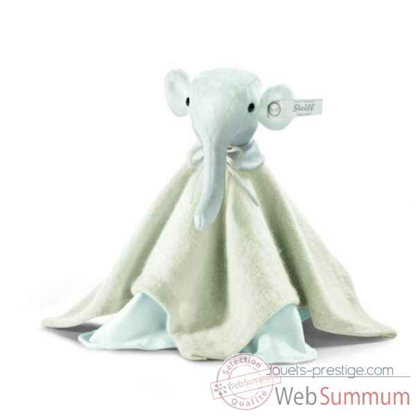 Peluche steiff selection elephant doudou, sable -239175